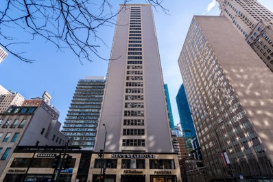 535 N Michigan Avenue UNIT 803, Chicago, IL 60611 - MLS#: 09879894