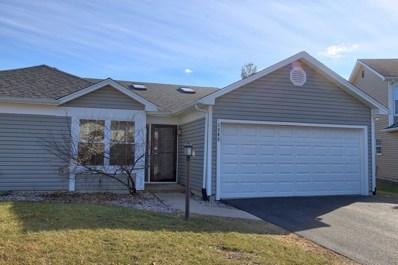 1846 SHETLAND Road UNIT 1846, Naperville, IL 60565 - MLS#: 09879971