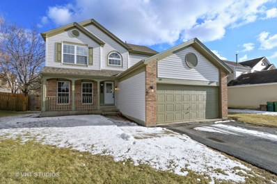 89 W Dahlia Lane, Round Lake Beach, IL 60073 - MLS#: 09880008