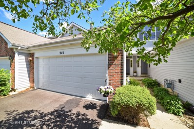 515 King Avenue, East Dundee, IL 60118 - MLS#: 09880082
