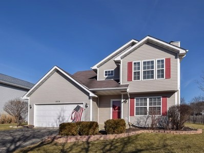 1806 Harvest Lane, Plainfield, IL 60586 - MLS#: 09880284