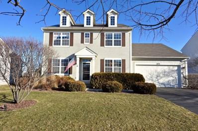 202 Brompton Court, Oswego, IL 60543 - MLS#: 09880496