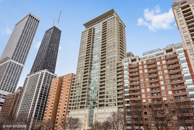 250 E Pearson Street UNIT 1605, Chicago, IL 60611 - MLS#: 09880954