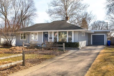 1706 E INDIANA Street, Wheaton, IL 60187 - MLS#: 09881044