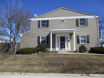 1818 Bromley Court UNIT 1818, Schaumburg, IL 60194 - MLS#: 09881114