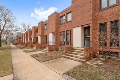 5464 S Ingleside Avenue, Chicago, IL 60615 - MLS#: 09881120