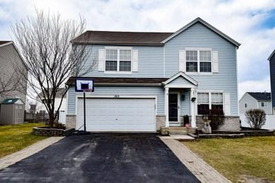 1813 SILVER RIDGE Drive, Plainfield, IL 60586 - MLS#: 09881350