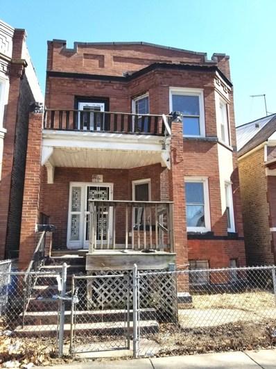 6709 S Peoria Street, Chicago, IL 60621 - MLS#: 09881367