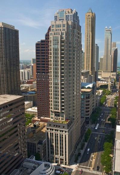 118 E Erie Street UNIT 28G, Chicago, IL 60611 - #: 09881467