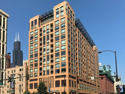 520 S State Street UNIT 1010, Chicago, IL 60605 - MLS#: 09881841