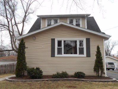 263 E Maple Avenue, Villa Park, IL 60181 - MLS#: 09882042