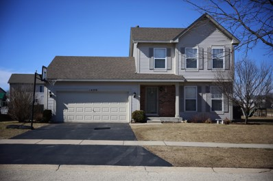 1409 Crowfoot Lane, Minooka, IL 60447 - #: 09882100