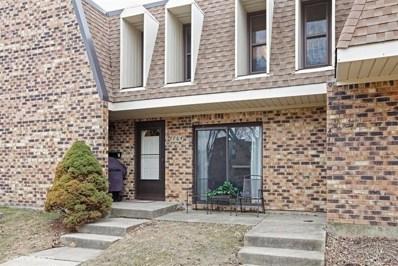 7764 Woodward Avenue UNIT 4G, Woodridge, IL 60517 - MLS#: 09882613