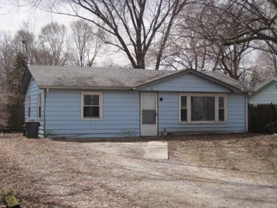 411 Hamilton Street, Wilmington, IL 60481 - MLS#: 09882800