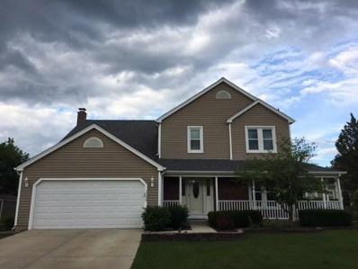 1730 PEBBLEWOOD Lane, Hoffman Estates, IL 60195 - MLS#: 09882892