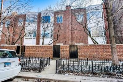 1841 N Hudson Avenue, Chicago, IL 60614 - MLS#: 09882960
