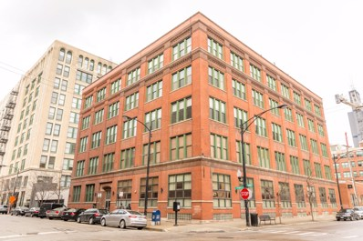 331 S Peoria Street UNIT 304, Chicago, IL 60607 - MLS#: 09882995