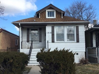 1410 W 114th Place, Chicago, IL 60643 - MLS#: 09883197