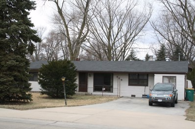 715 S COTTAGE Street, Shorewood, IL 60404 - MLS#: 09883335