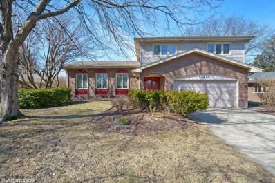 6820 Saratoga Avenue, Downers Grove, IL 60516 - #: 09883516