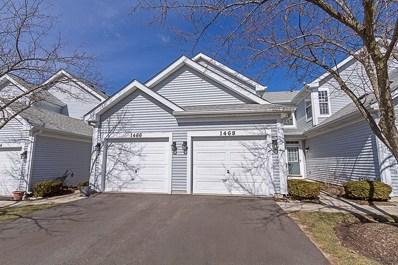 1468 Walnut Hill Avenue, St. Charles, IL 60174 - MLS#: 09883654
