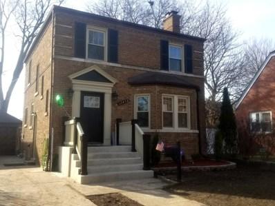 11412 S Oakley Avenue, Chicago, IL 60643 - MLS#: 09884007