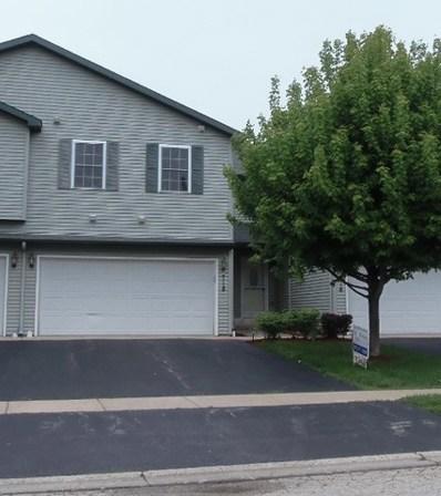718 Carlisle Drive, Woodstock, IL 60098 - #: 09884211