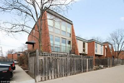 608 W Armitage Avenue UNIT A1, Chicago, IL 60614 - MLS#: 09884238