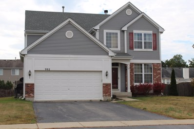 992 COTHERSTONE Place, Antioch, IL 60002 - MLS#: 09884297