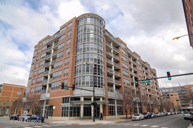 1200 W Monroe Street UNIT 707, Chicago, IL 60607 - MLS#: 09884343