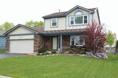 1344 Fountain Green Drive, Crystal Lake, IL 60014 - MLS#: 09884698