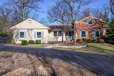1350 TURVEY Road, Downers Grove, IL 60515 - MLS#: 09884737