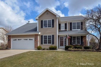 1309 Manchester Drive, Crystal Lake, IL 60014 - MLS#: 09884794