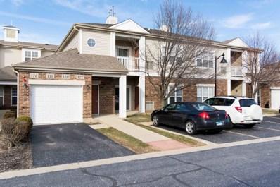 116 Clubhouse Lane UNIT 116, Oswego, IL 60543 - MLS#: 09884896