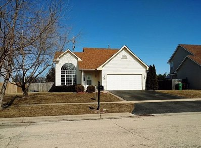 1007 Indian Dancer Trail, Belvidere, IL 61008 - MLS#: 09884998