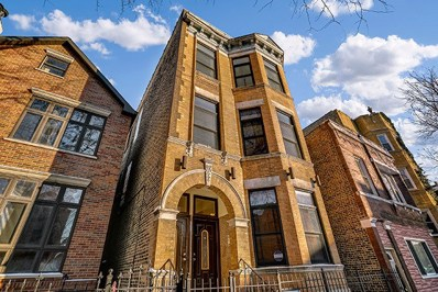 1129 N Mozart Street UNIT 2, Chicago, IL 60622 - MLS#: 09885122