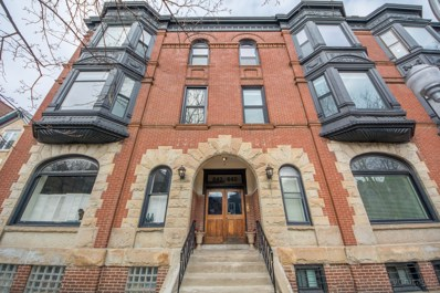 840 W Wrightwood Avenue UNIT 1, Chicago, IL 60614 - MLS#: 09885262