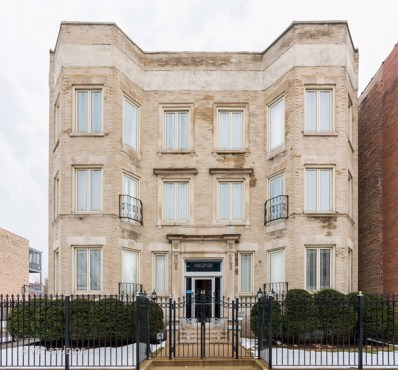 4527 S Calumet Avenue UNIT 3N, Chicago, IL 60653 - MLS#: 09885444