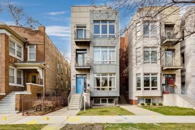 3854 W Wrightwood Avenue UNIT 1, Chicago, IL 60647 - MLS#: 09885625