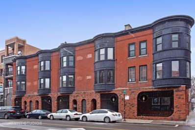 2956 N HALSTED Street UNIT 2, Chicago, IL 60657 - MLS#: 09885677