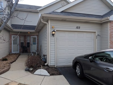 123 Golfview Drive, Glendale Heights, IL 60139 - #: 09885863