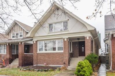 5325 W Belle Plaine Avenue, Chicago, IL 60641 - MLS#: 09885980