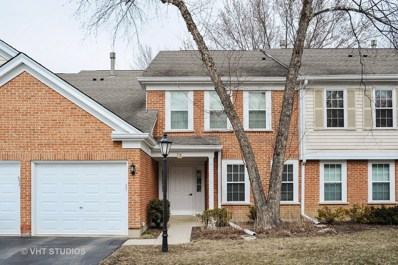 716 Burr Oak Lane UNIT B, Prospect Heights, IL 60070 - #: 09885997