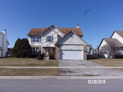 25722 S Polk Street, Monee, IL 60449 - MLS#: 09886142