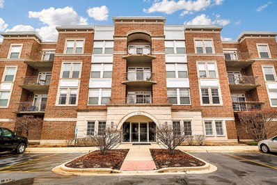 435 W Wood Street UNIT 313A, Palatine, IL 60067 - MLS#: 09886256