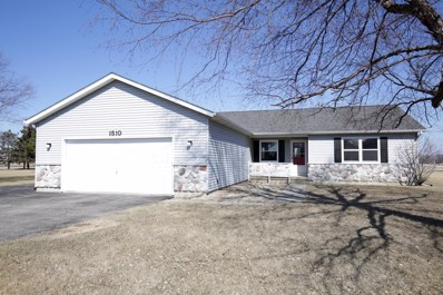 1510 Cobblestone Court, Johnsburg, IL 60051 - #: 09886287
