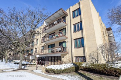 7710 Dempster Street UNIT 203, Morton Grove, IL 60053 - MLS#: 09886411