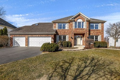 277 Willowwood Drive, Oswego, IL 60543 - MLS#: 09886474