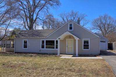 218 S LYLE Avenue, Elgin, IL 60123 - MLS#: 09886803