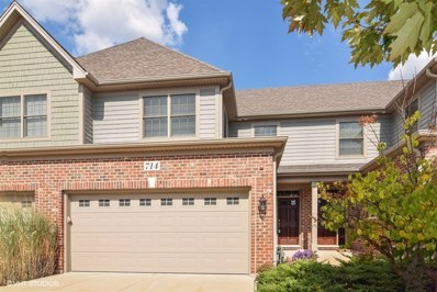 714 Kingsbrook Glen, Glen Ellyn, IL 60137 - MLS#: 09886847
